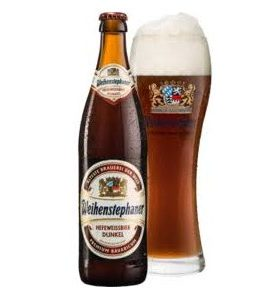 Weihenstephaner Dark Wheat Beer