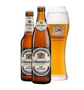 Weihenstephaner Pale Wheat Beer