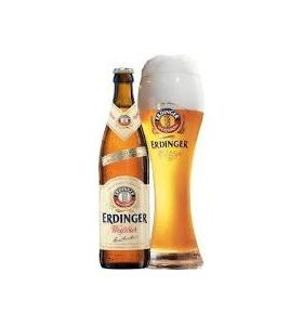 Erdinger Pale Wheat Beer