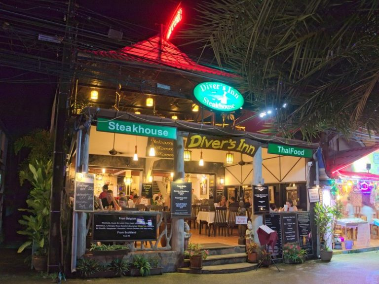 Diver's Inn Steakhouse Krabi